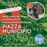 PIAZZA MUNICIPIO E PALESTRA
