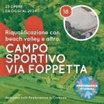 CAMPO SPORTIVO FOPPETTA