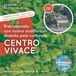 CENTRO VIVACE E AUDITORIUM