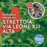 STRETTOIA VIA LEONE XIII